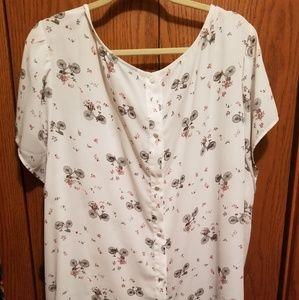 torrid Tops - White shirt